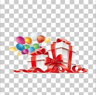 Gift Christmas Present Information PNG