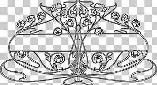 Art Nouveau Designs Art Deco Drawing PNG