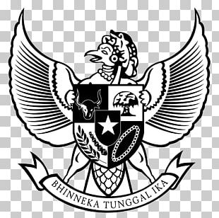 United States Of Indonesia National Emblem Of Indonesia Great Dayak Coat Of Arms PNG