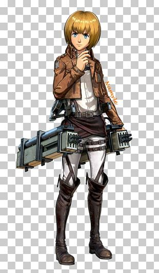 Armin Arlert A.O.T.: Wings Of Freedom Anime Attack On Titan Eren Yeager PNG