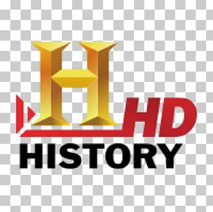 History HD High-definition Television Logo PNG