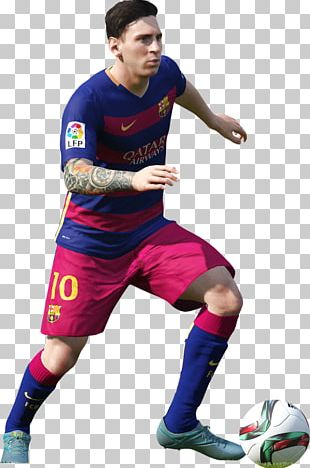 Lionel Messi FIFA 16 FIFA 18 FC Barcelona Football Player PNG