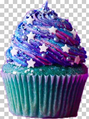 Cupcake Frosting & Icing Birthday Cake Food PNG
