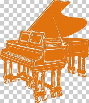 Piano Musical Keyboard Graphics Electronic Keyboard PNG