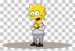 Bart Simpson Milhouse Van Houten Adidas Yeezy Shoe PNG