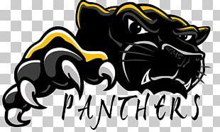 Black Panther Cougar PNG