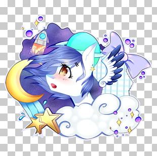 Illustration Horse Fairy Flower PNG