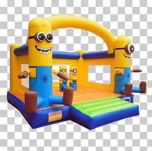 Inflatable Bouncers Castle Child Water Slide PNG
