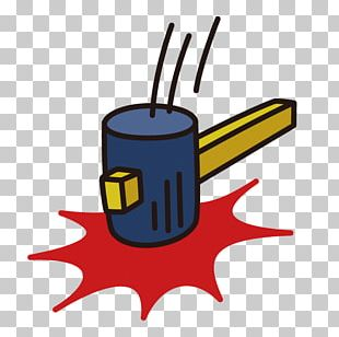 Hammer Cartoon PNG