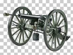 American Civil War United States Artillery Cannon PNG