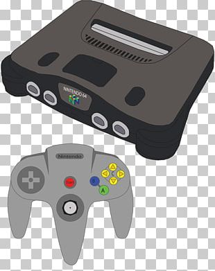 Nintendo 64 Super Nintendo Entertainment System Wii Video Game Consoles Video Game Console Accessories PNG