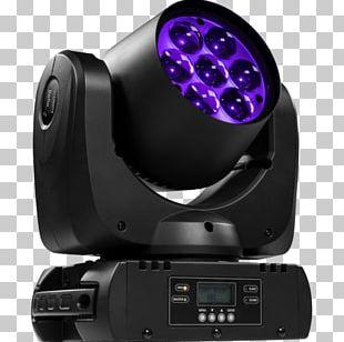 Intelligent Lighting Light-emitting Diode Light Beam PNG