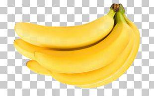 Banana Fruit Frutti Di Bosco PNG