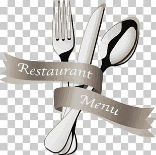 European Cuisine Menu Fork Restaurant PNG