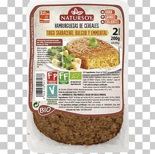 Veggie Burger Vegetarian Cuisine Hamburger Emmental Cheese Buckwheat PNG