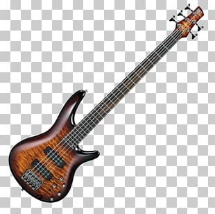Ibanez RG Bass Guitar Musical Instruments PNG