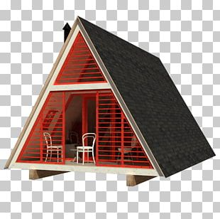 Window A-frame House Building Shed PNG