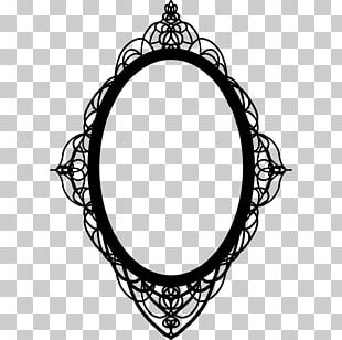Frames Gothic Architecture Mirror Art PNG