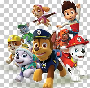 PAW Patrol Puppy Dog Television Show Nickelodeon PNG