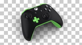 Xbox One Controller Game Controllers Joystick Microsoft PNG