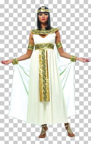 Cleopatra Clothing Costume Brauch Fashion PNG
