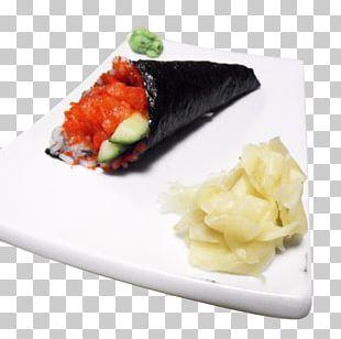 California Roll Sashimi Sushi Smoked Salmon Takara PNG