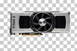 Graphics Cards & Video Adapters NVIDIA GeForce GTX TITAN Series NVIDIA GeForce GTX TITAN Z Graphics Processing Unit PNG