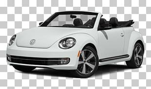Volkswagen New Beetle Car 2018 Volkswagen Beetle Convertible PNG