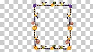 Candy Corn Candy Cane Borders And Frames Frames Halloween PNG