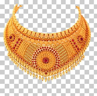 Earring Jewellery Necklace Gold Abiraame Jewellers PNG
