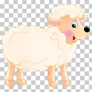 Sheep Cattle Goat Dog Mammal PNG