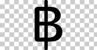 Thai Baht Currency Symbol Money Dollar Sign PNG