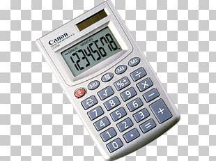 Canon LS-270H Handheld Calculator LS270H Canon Canon LS-120TSG 3813B001 Canon Canon Dark Grey PNG
