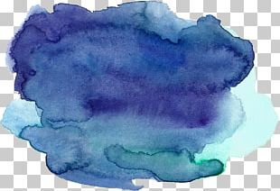 Watercolor Painting Auraria Ink PNG