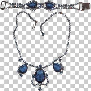 Sapphire Necklace Bead Bracelet Jewellery PNG