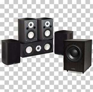 Computer Speakers Subwoofer Loudspeaker Sound Home Theater Systems PNG