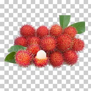 Rambutan Tropical Fruit Food Pineapple PNG