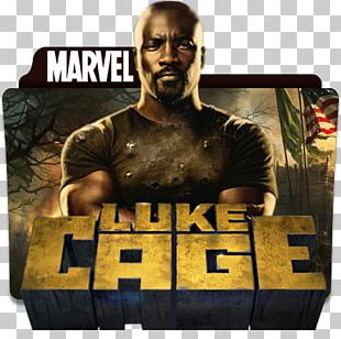 Mike Colter Luke Cage Misty Knight Television Show Film PNG