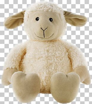 Sheep Stuffed Animals & Cuddly Toys Lamb And Mutton Wool PNG