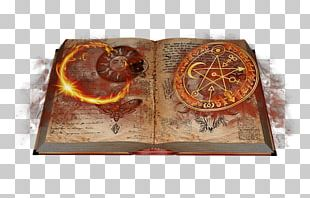 Magic Fantasy Book Of Shadows Art PNG