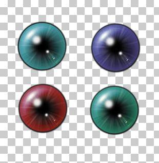 Cat's Eye Iris Pupil PNG