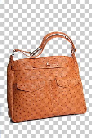 Handbag Strap Leather Messenger Bags Caramel Color PNG