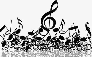 Music Notes PNG
