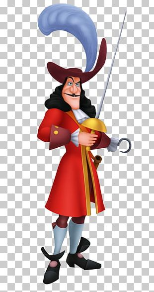 Captain Hook Kingdom Hearts Birth By Sleep Kingdom Hearts HD 1.5 Remix Kingdom Hearts: Chain Of Memories Peter Pan PNG