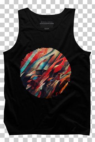 Gilets T-shirt Sleeveless Shirt Canvas Print PNG