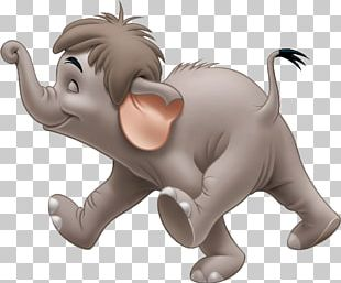 Colonel Hathi The Jungle Book Mowgli Hathi Jr. Elephant PNG