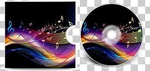 Compact Disc Template Optical Disc Packaging Cover Art Album Cover PNG