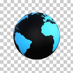 Earth Globe World Map Blank Map Border PNG