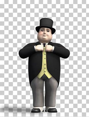 Sir Topham Hatt Thomas & Friends Train Percy PNG