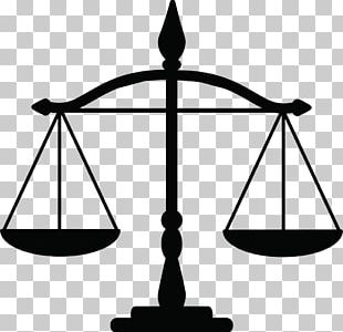 Justice Weighing Scale Law PNG
